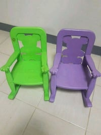 2 Doll rocking chairs  Toronto, M6M 2X9