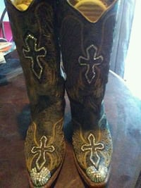 Cowgirl boots San Angelo, 76901