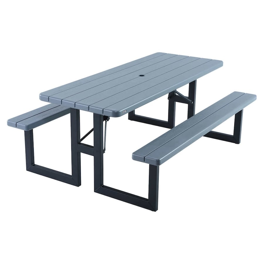 Lifetime (6 ft.) Folding Picnic Table - FREE DELIVARY!  1
