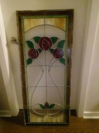 4ft 20in. Beautiful Stained Glass.  Chilliwack
