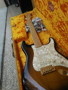 Fender stratocaster 50th anniversary guitar