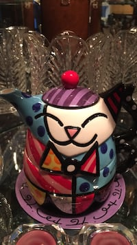 2008 Romero Britto Tea-For-One Collectible Calgary, T3H 0V3