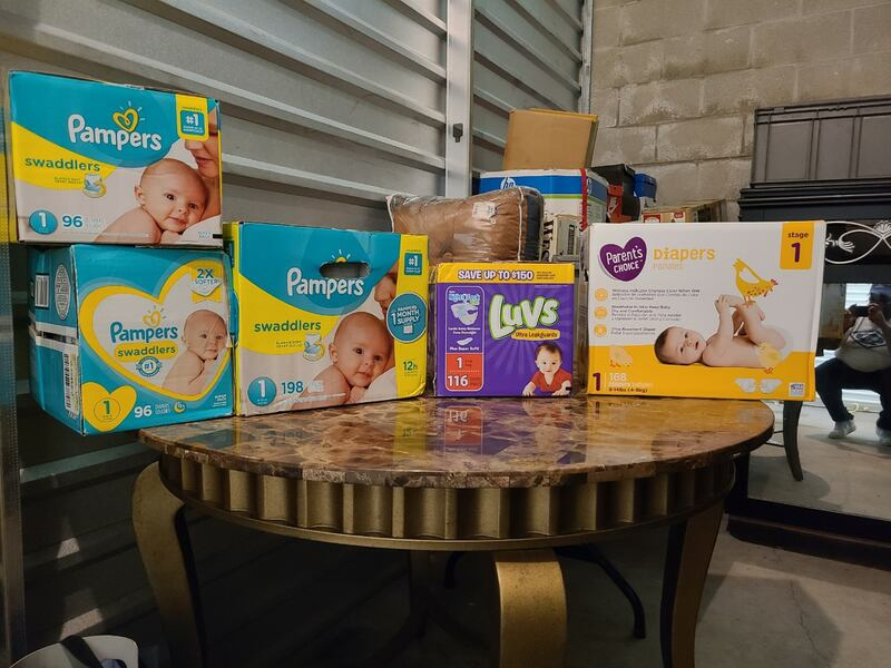 Assorted Diapers  17845b19-8855-4434-93a0-a3a2200996db