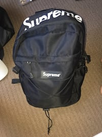 black and gray Adidas backpack Courtice, L1E 3C8