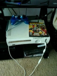 X Box 360, controller, and game. Petersburg, 23803