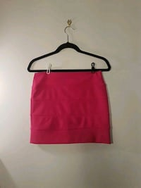 Pink skirt size S/M