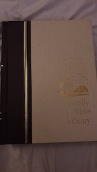 family bible library book number 7
