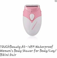 TouchBeauty electric shaver Fairfax, 22035