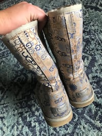 Ugg boots. Like new  Hauser, 83854