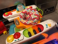 Fisher-Price 4-in-1 Step 'n Play Piano 罗克维尔, 20851