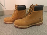 "BRAND NEW Timberland Men's 6"" Premium Waterproof Boots Boston"