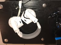Top of the line  Hercules headset works for video gaming and computers LIKE NEW!!
