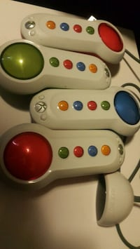 Xbox 360 big button pad (Set)