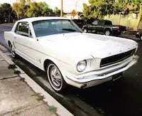 1966 Ford Mustang Livermore