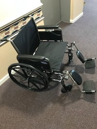 Wheelchair 24 inches