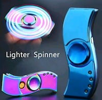 Metal Lighter Spinner London, N5W 3P3