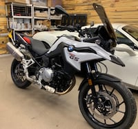2019 BMW MOTORCYCLE F750 GS SPORT TOURING Sandy, 84092