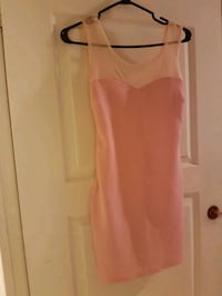 women's pink sleeveless dress Toronto, M6P 3W2