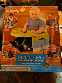 Child 5 mode booster seat*