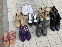 Ladies Shoes and 1 Mens Shoe