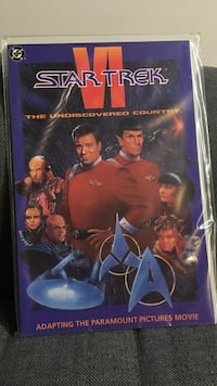 Star Trek Comic Book  Acton, L7J 1N1