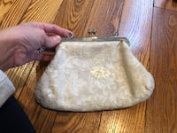 Cream colour vintage style bridesmaids  purse Mississauga, L5K