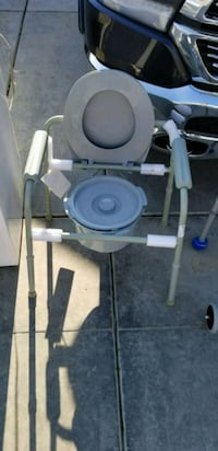 gray and white elliptical trainer Yuba City, 95991