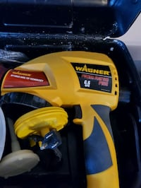Wagner electric paint sprayer