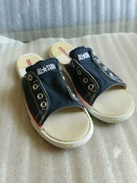 CONVERSE ALL STAR CT AS Sandals Unisex Size 7 Hyattsville, 20783
