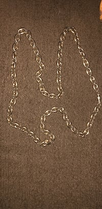 silver-colored chain necklace Sparks, 89431