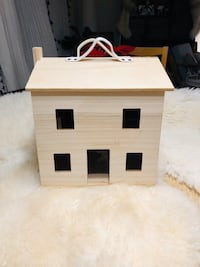 OLLI ELLA HOLDIE DOLL HOUSE & FURNITURE