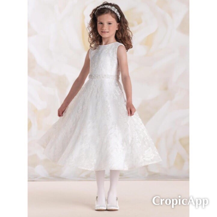 New With Tags Flower Girl Dress Size 10/12 only $25n