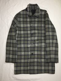 Reversible wool long coat men's Small/ Women's large Vancouver, V6A