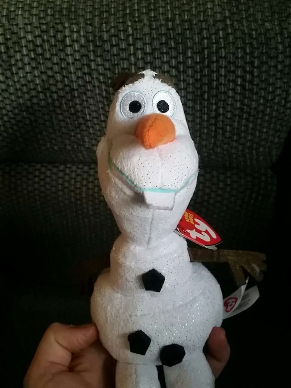 Used olaf ty beanie baby collection for sale in Philadelphia - letgo 325ea6c1807