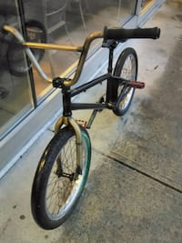 GT Rob WISE Signature Series BMX 3748 km
