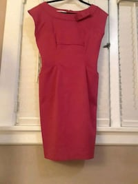 Red dress size 10. Los Angeles, 90041