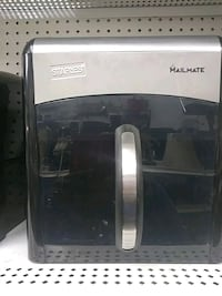 white and black Rival microwave oven Allentown
