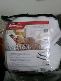 Sunbeam Heated Mattress Pad (Size Double) Vancouver, V6A 3C5