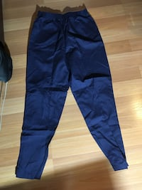 blue and black track pants Chicago, 60608