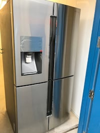 Samsung French Door Refrigerator (delivery included) Toronto, M1H 2Z1