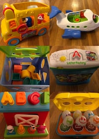 Toddler toy bundle. Excellent condition all for $20 or $5 each Norwalk, 06854