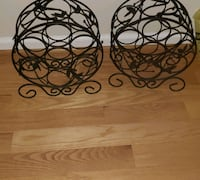 2 wine racks excellent condition  Abingdon