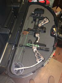 Toxic BC compound bow