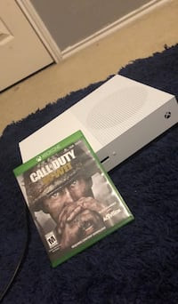 Xbox 1 s 500GB with Call of Duty WII comes with HDMI cord Royse City, 75189