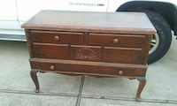 West branch cedar chest