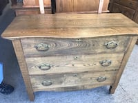 Vintage chest with mirror  Massillon, 44647