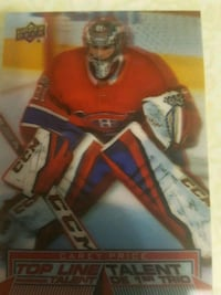 Carey price tlt card Welland, L3B 1S6