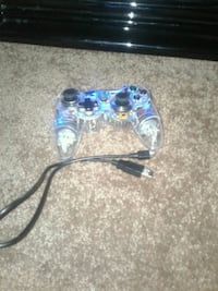 blue and black wireless  pc and ps3 controller Conroe, 77301