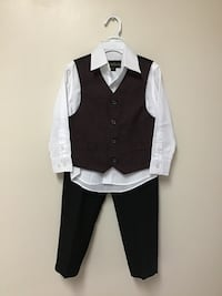 Boys GIORGIO BISSONI special occasion 3 pc. dress outfit… Size 4 Manasquan, 08736