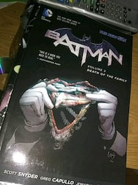 Batman Death of the family Vol.3.Great condition